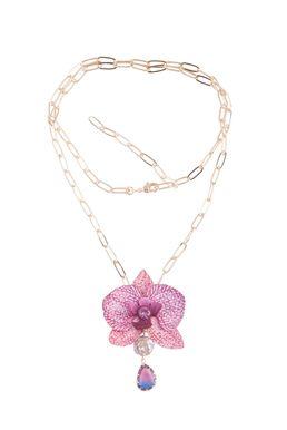 Кулон «Фея Орхидея»